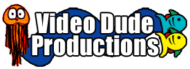 Video Dude Productions Logo