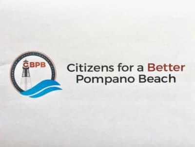 pompano beach election ads