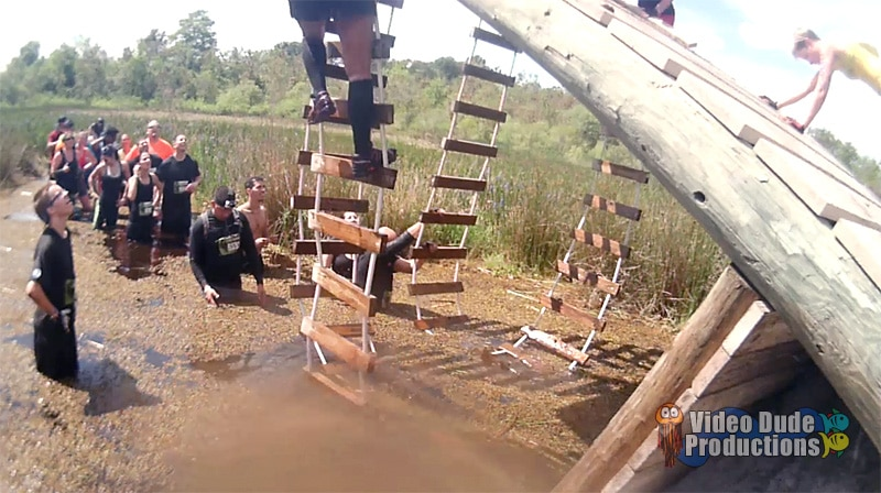 Obstacle Course Racing video
